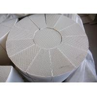 China Multichannel Bricks Plate Distillation Column , Honeycomb Structural Packing on sale