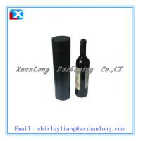 Wholesale Customized wine paper tube from china suppliers