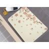 Wholesale Diatom Mud Non Slip Bath Rug Diatomite Waterproof  Non Slip Shower Mat from china suppliers