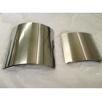 Wholesale Nb1 pure 99.95% niobium vacuum coating target best price from china suppliers