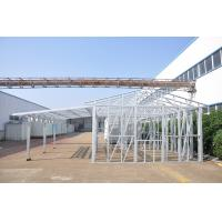 China EU/USA/NZ/Australia Standard Light Steel Moistureproof Metal Car Sheds Parking Room for Carport / House for sale