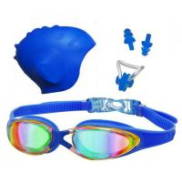 Wholesale Anti-UV Adult Swim Goggles, Anti-leakage Swimming Goggles for Men and Women from china suppliers