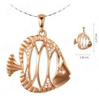 Wholesale Crystal  Animal Themed Jewelry from china suppliers