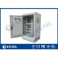 Wholesale Heat Insulation Outdoor Power Cabinet , WeatherProof  Power Supply Cabinet from china suppliers