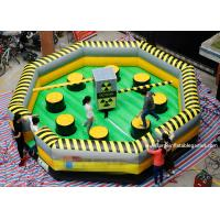 Wholesale Funny Children / Adult Sport Games Large inflatable Rotary machine with CE from china suppliers