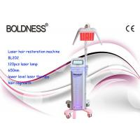 Wholesale hair loss treatment Laser Hair Growth Machines Rejuvenation Fast Restoring Bald Head Natural from china suppliers