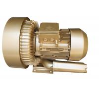 Wholesale 20HP Double Stage Vortex Blower Fan , Side Channel Vacuum Pump High Pressure from china suppliers