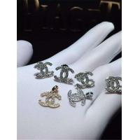 China Chanel classic full diamond pendant 18kt gold  with yellow gold or white gold on sale