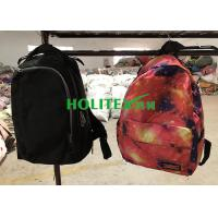 China Clean Used School Bags Mixed Size Second Hand Backpacks For Female / Male on sale