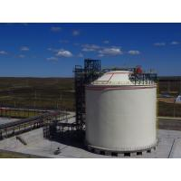 Wholesale Industry Cryogenic LNG Storage Tanks 20000m3 Vertical And Horizontal Type from china suppliers