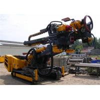 Buy cheap Hydraulic Crawler Drills SM-300 Double Motor Lifting Force 50KN With High Rotation Speed from Wholesalers