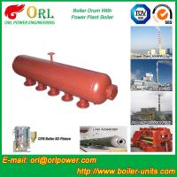 Quality Fire Proof Induction Boiler Mud Drum , High Performance Water Drum In Boiler for sale
