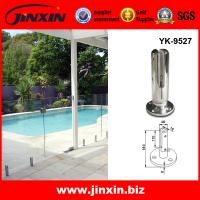 Wholesale Stainless steel clamp for frameless glass railing swimming pool from china suppliers