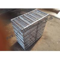 Wholesale 500mm*500mm*150mm Galvanized Rib Lath Box 0.3-0.4mm Thickness from china suppliers