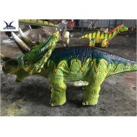 China Shopping Mall People Riding Dinosaurs, Dinosaur Toy Ride OnFor Game Center on sale