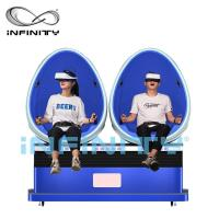 Wholesale Virtual Reality Smart HD 9D Egg VR Cinema 360 Degree Rotation For Amusement Park from china suppliers