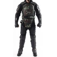 Camouflage riot control gear  of Police Protective Fullbody Soft  Anti Riot Suit for sale
