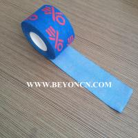 Wholesale Latex Free 100% Cotton Fabric Sports Tape With Client'S Unique Logo from china suppliers