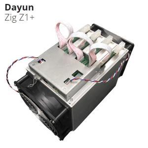 Wholesale Lyra2Rev2 Algorithm 7.25G/S 1200W DAYUN Z1+ Zig Z1+ Miner Asic Mining Machine from china suppliers