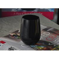 Wholesale Blown rotable black antique candle holders glass Machine Black Green from china suppliers