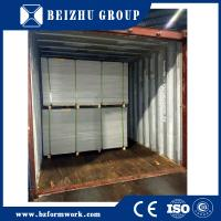 plywood formwork reuse 60 times plastic material waterproof board factory price for sale