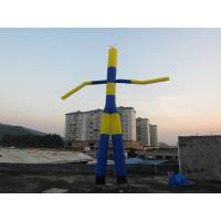Wholesale Colorful Oxford Cloth Inflatable Advertising Products Air Dancer with 2 Legs from china suppliers