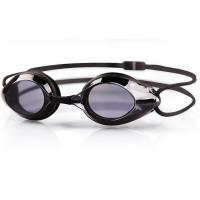 Wholesale PC Lens Optical Swimming Goggles Black Color UV Shield Fashion Design from china suppliers