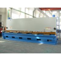 Wholesale Mechnical Hydraulic Guillotine Shearing Machine 6.5m Shear Steel from china suppliers