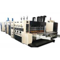 Wholesale 1224 Corrugated Cardboard Automatic Printer Die-Cutter Folder Gluer Inline from china suppliers
