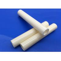 Wholesale 99.5 al2o3 Alumina Insulation Ceramic Tube Insulator  with High Polished Surface from china suppliers