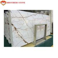 Wholesale 2018 Sofitel Gold Marble Slabs & Tiles Turkey Beige Marble Rich Gold Marble from china suppliers
