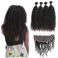 Wholesale 9A Real Malaysian Virgin Hair Extensions , 100 Virgin Malaysian Curly Hair from china suppliers