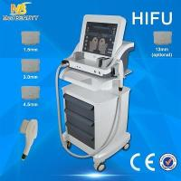 Wholesale Ultrasound Portable Hifu Machine DS-4.5D 4MHZ Frequency High Energy from china suppliers