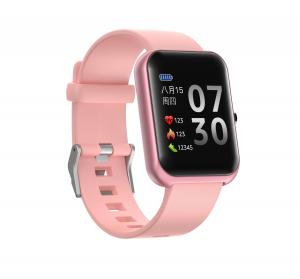 Wholesale Health Reminder 170mAh UN38.3 Fitness Tracker Smartwatch TELEC from china suppliers