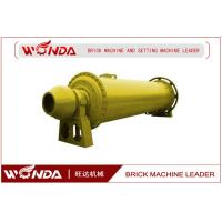 Mini Vertical Roller Autoclaved Aerated Concrete Blocks Manufacturing Machinery AC Motor for sale