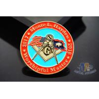 Wholesale Lightweight Coast Guard Challenge Coins , Personalized Military Coins Eco Friendly from china suppliers