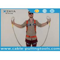 Wholesale Adjustable Full Body Harness Fall Protection Equipment from china suppliers