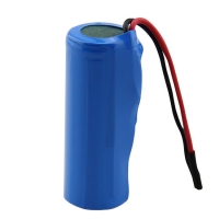 Wholesale 18500 MSDS 1400mAh Li Ion 3.7 V Battery IEC62133 from china suppliers