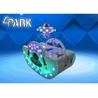 China Coin Operated Air Hockey Table Arcade Amusement Game Machines Ufo Air Hockey Sports Game Machines on sale