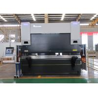 Wholesale 6-Axis Hydraulic CNC Press Brake 200 Ton 3100mm for CNC Backgauge X R Z1 Z2-axis from china suppliers