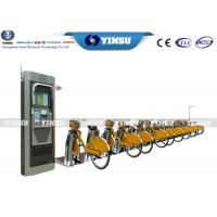 Wholesale Railway Station Self Check In Kiosk , Bike Sharing System Outdoor Painting from china suppliers