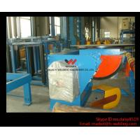 Wholesale Engineering Pipe Boiler Welding Positioner Turntable With Overturning Device / Working Table from china suppliers