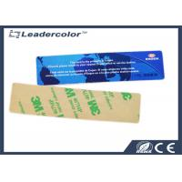 Wholesale Tamper Evident Long Range uhf rfid labels Reading with Cutlines , 3M Sticker from china suppliers