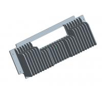 Heat Insulation Extruded Aluminum Profiles For Medical Equipment Corrosion
