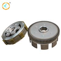 ADC12 Motorcycle Starter Clutch Assembly , CG200 Small Centrifugal Clutch Assembly for sale
