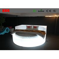 Wholesale Water Resistance Round Led Lights Under Bed With 16 Changeable Colors from china suppliers