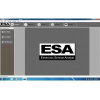Wholesale PACCAR ESA Electronic Service Analyst v 5.0.0.383 2017 with SW flash files from china suppliers