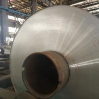 China Industrial Aluminum Foil Rolls Customized Thickness Fin Stock for Auto Radiator Condenser on sale