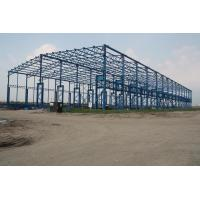 Wholesale Posco Factory Workshop Steel Structure Light Gauge 43000 Square Meter from china suppliers
