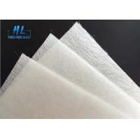 Wholesale Huili Fiberglass Chopped Strand Mat Soft With Good Wet Strength Retention from china suppliers